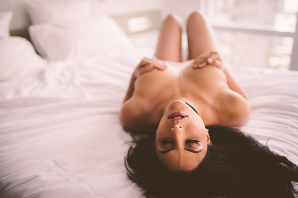 Celebrate you with boudoir photography