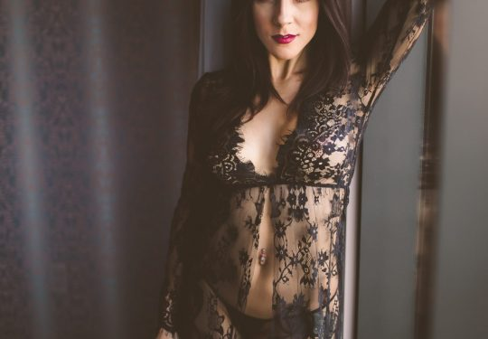 lingerie for boudoir photography