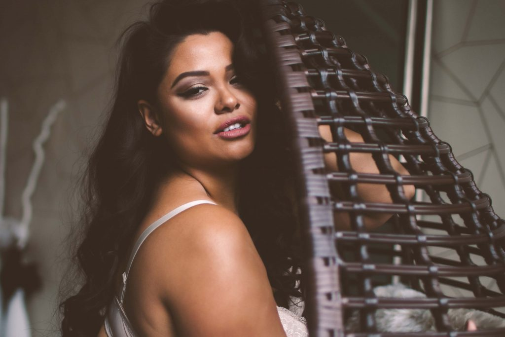 plus size photography in nyc to celebrate yourself