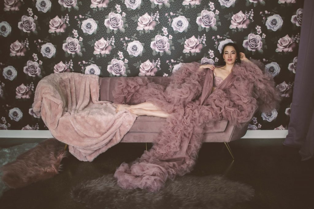 nyc boudoir photoshoot