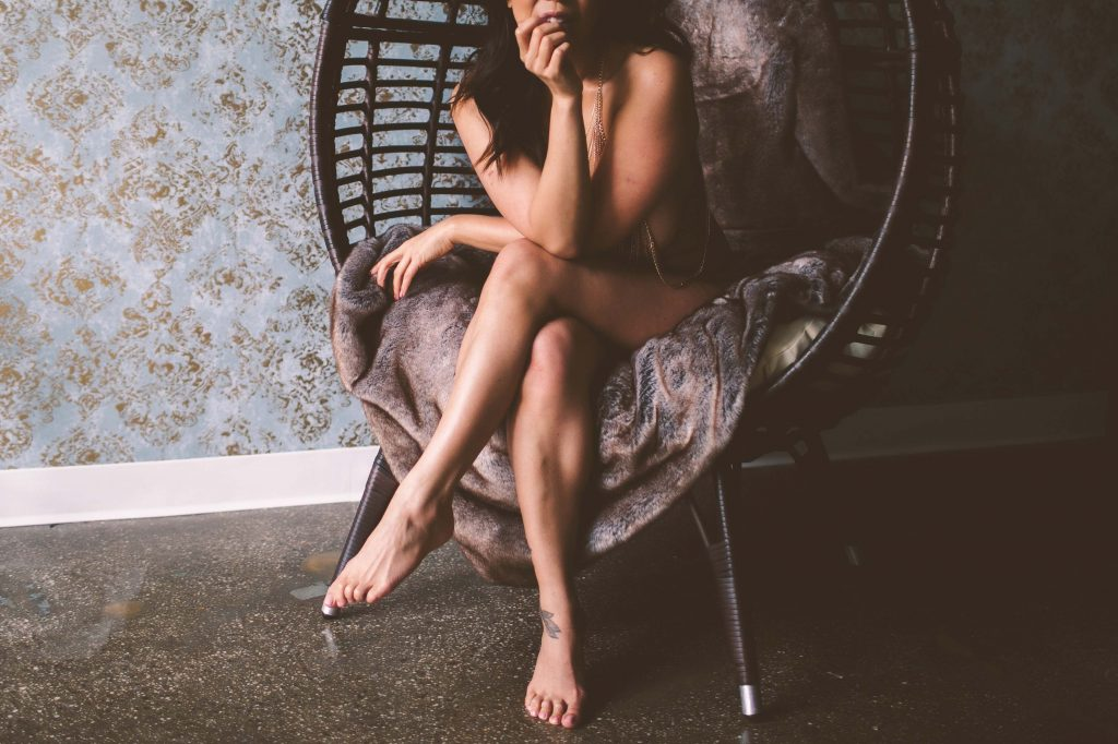 nyc boudoir photography