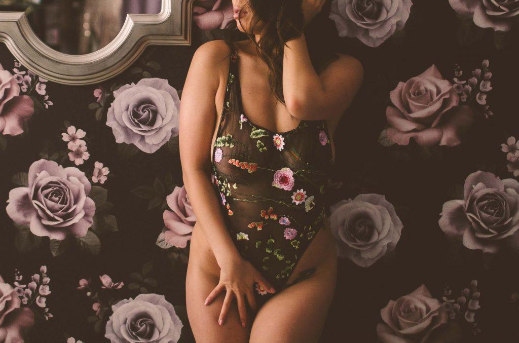 boudoir model in nyc